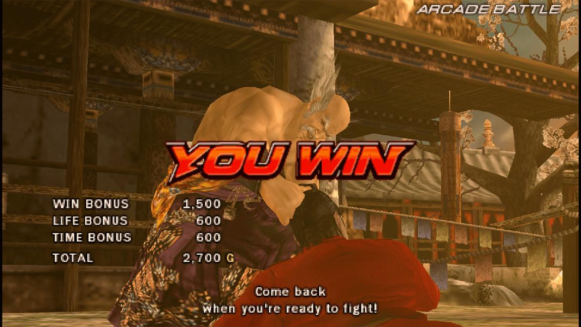 تحميل لعبة Tekken 6 للكمبيوتر برابط مباشر وبحجم صغير img 4640