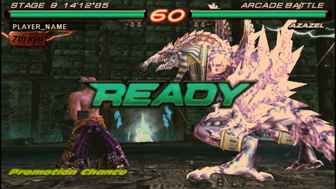 لعبة Tekken 6