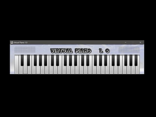لعبة Virtual Piano