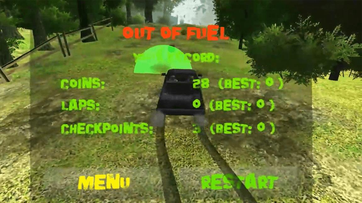 لعبة 4x4 Hill
