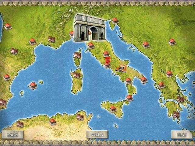 لعبة Ancient Rome