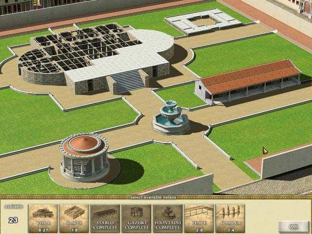 تحميل لعبة Ancient Rome
