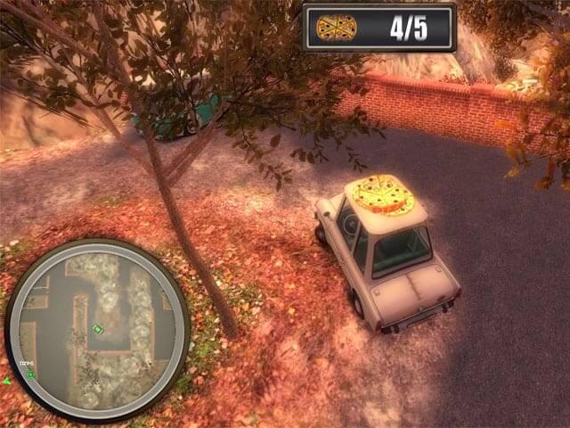 لعبة Retro Car Driver