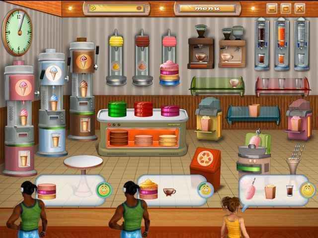 تحميل لعبة Cake Shop