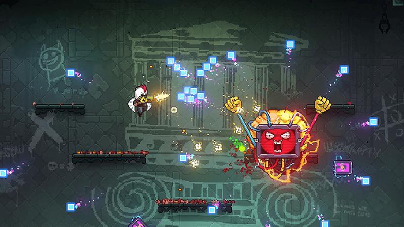 لعبة Neon Abyss