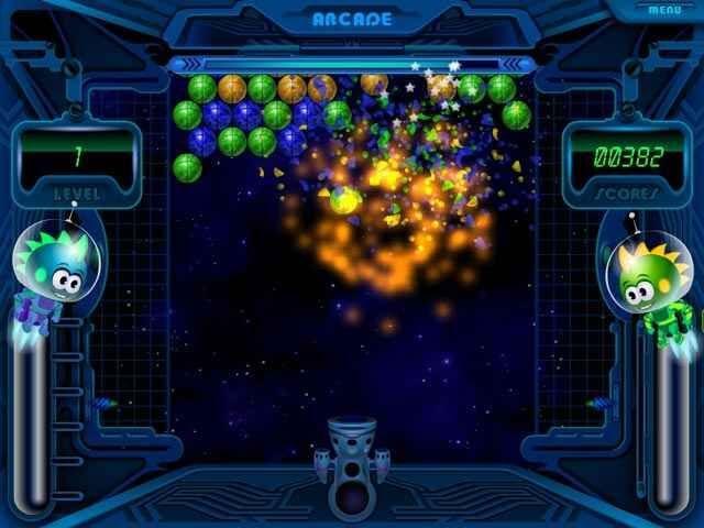 تحميل لعبة Space Bubbles