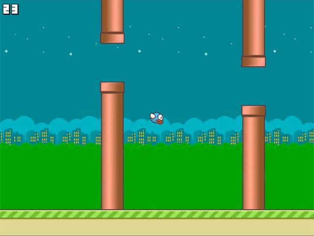 لعبة Flappy Bird New