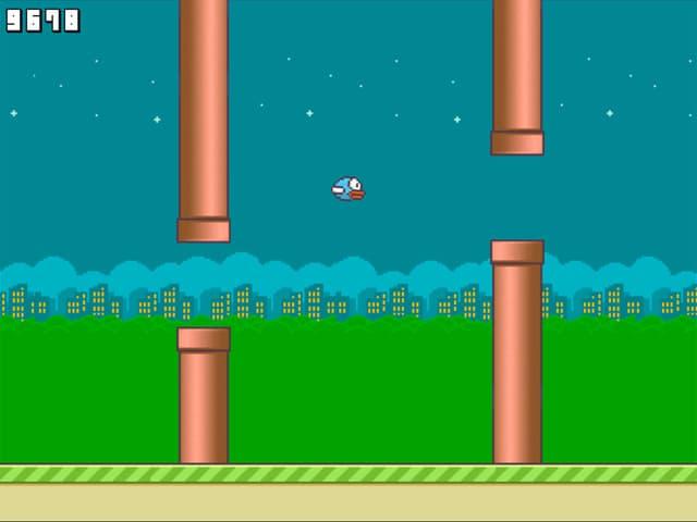 لعبة الطائر الصغير