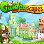 تحميل لعبة الحديقة Gardenscapes للكمبيوتر برابط مباشر مجانا