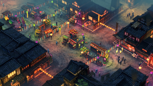 لعبة Shadow Tactics