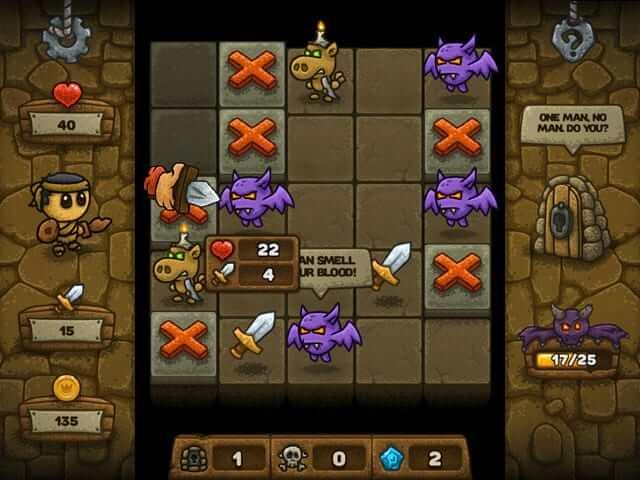 تحميل لعبة Heroic Dungeon