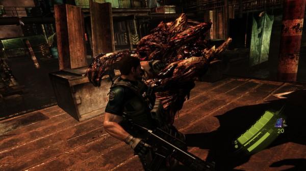 لعبة Resident Evil 6