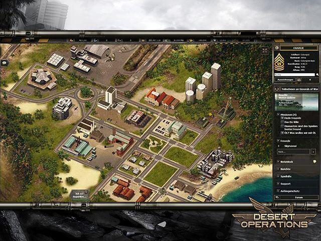 تحميل لعبة Desert Operations