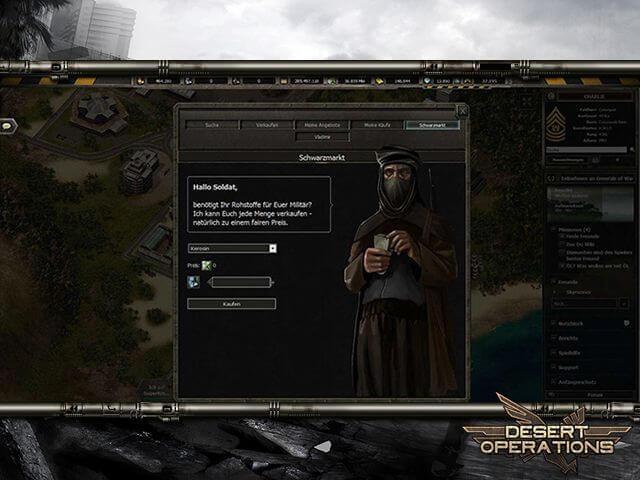 لعبة Desert Operations