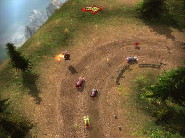لعبة Hard Ride 2