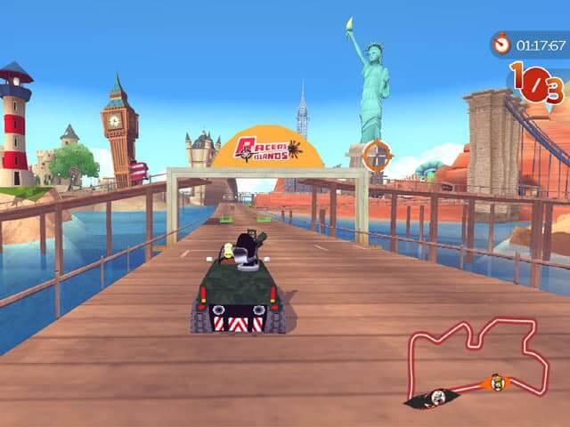لعبة Racers Islands