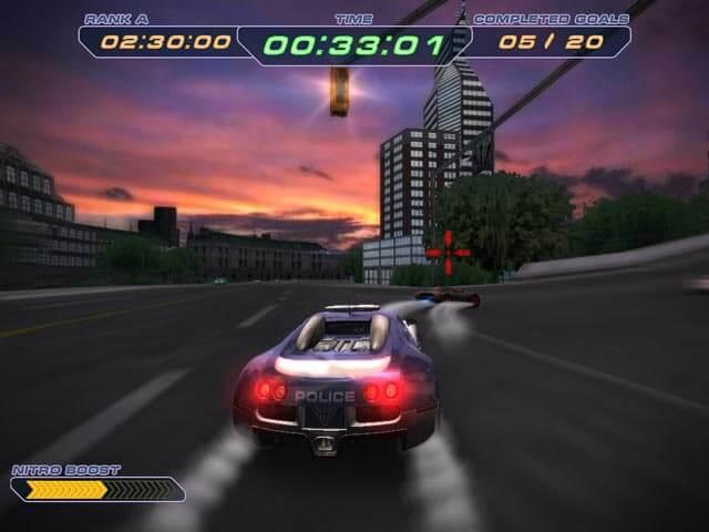 لعبة Police Supercars Racing