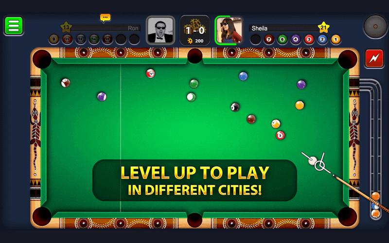لعبة Ball Pool 8