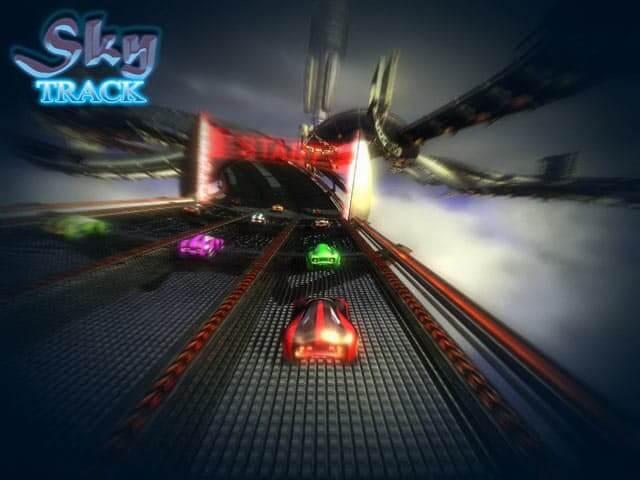 تحميل لعبة Sky Track