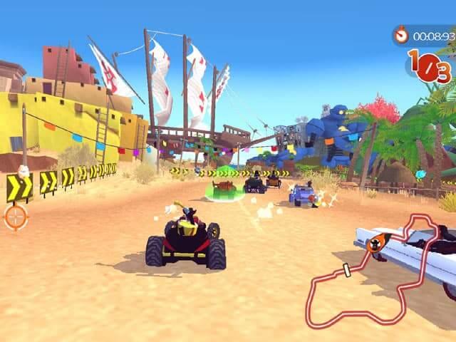 تحميل لعبة Racers Islands