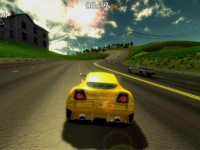 لعبة Crazy Cars