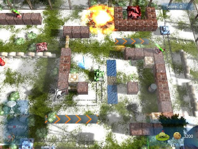 تحميل لعبة Battle Ground 3D