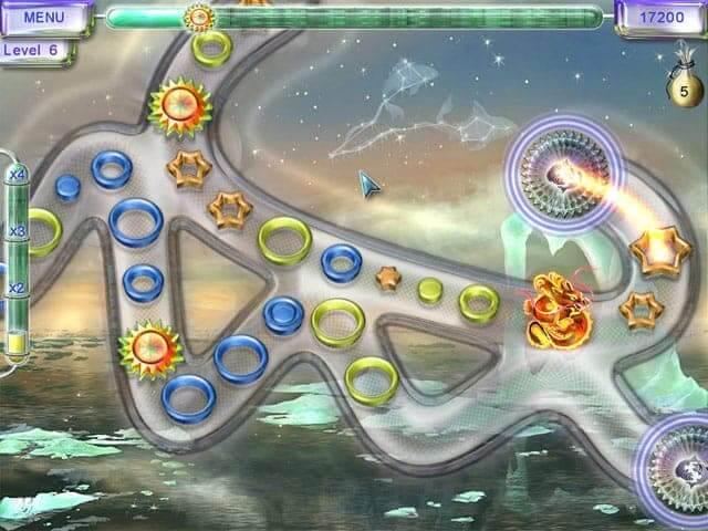 لعبة Cosmic Stacker