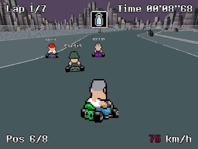 تحميل لعبة Testosterone Karting