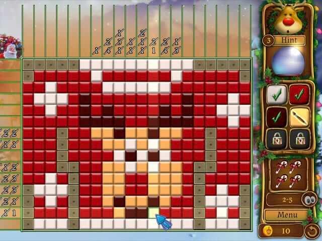 لعبة Santa