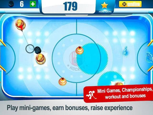 لعبة Mini Hockey Championship