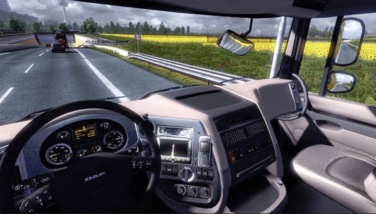 لعبة Euro Truck Simulator 2