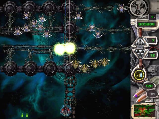 تحميل لعبة Star Defender 2