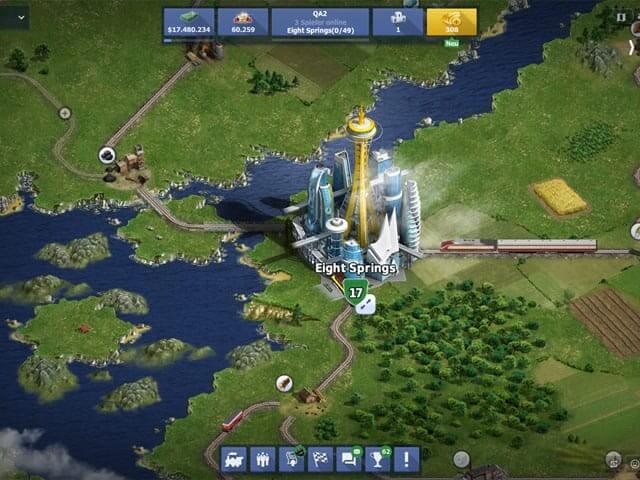 تحميل لعبة Rail Nation