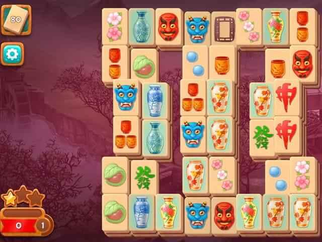 تحميل لعبة Mahjong Fest