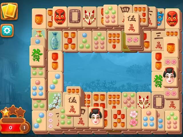 لعبة Mahjong Fest