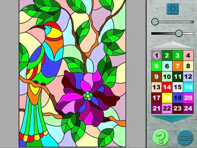 لعبة Paint by Numbers 2