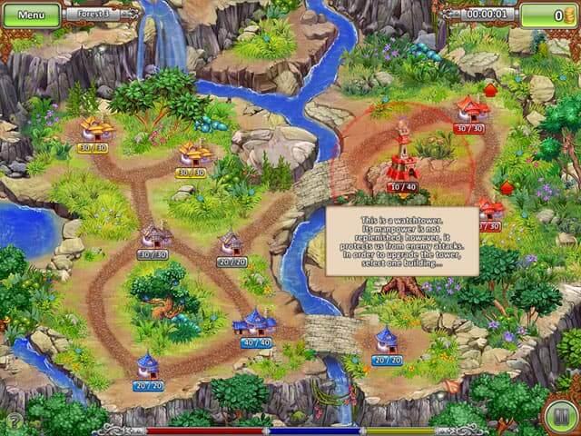 لعبة Landgrabbers