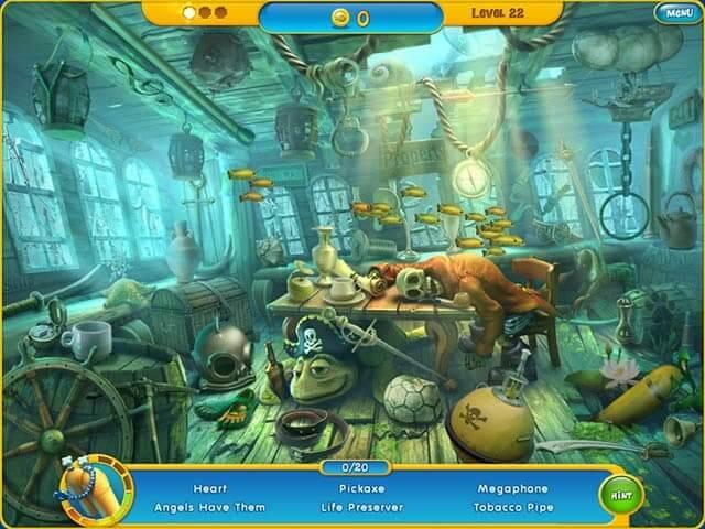 تحميل لعبة Aqua Scapes