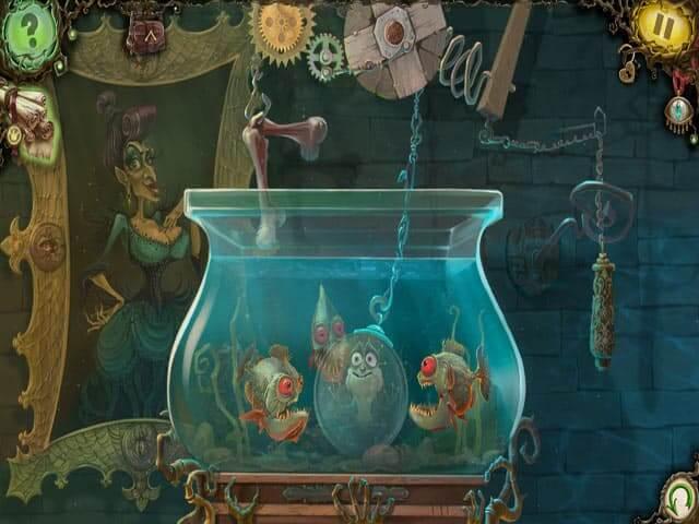 لعبة Witch's Pranks
