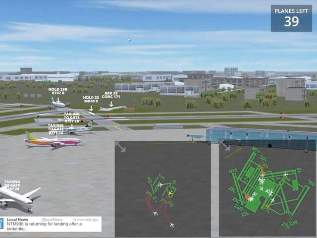 لعبة Airport Madness 3D