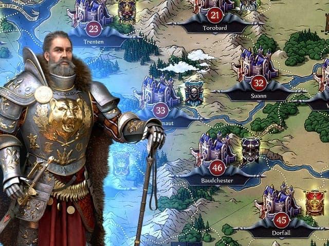 تحميل لعبة Throne