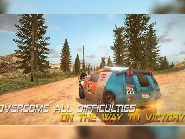 تحميل لعبة Dirt Rally Driver