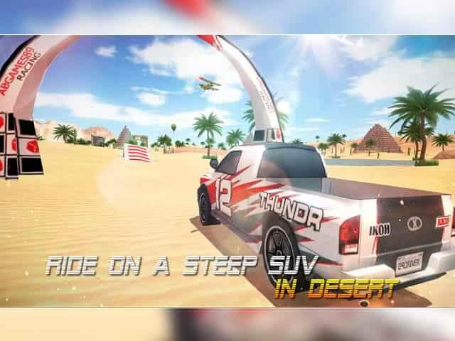 لعبة Dirt Rally Driver