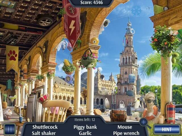 لعبة Travel To Spain