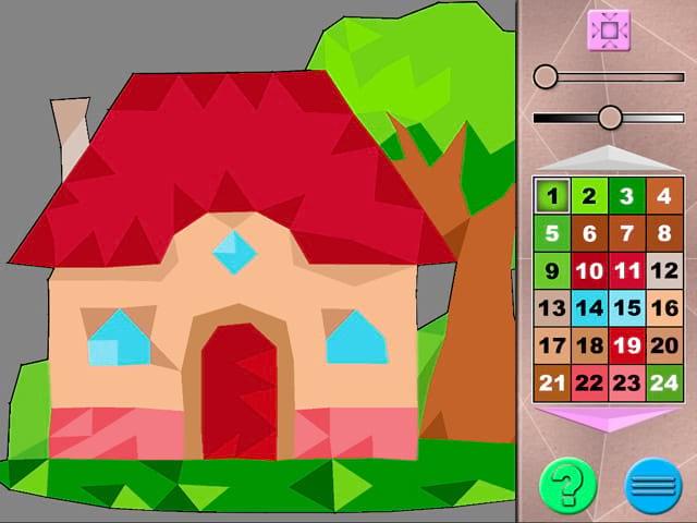 تحميل لعبة Polygon Art 2