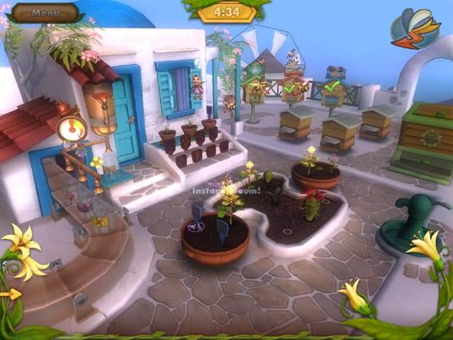 تحميل لعبة Bee Garden